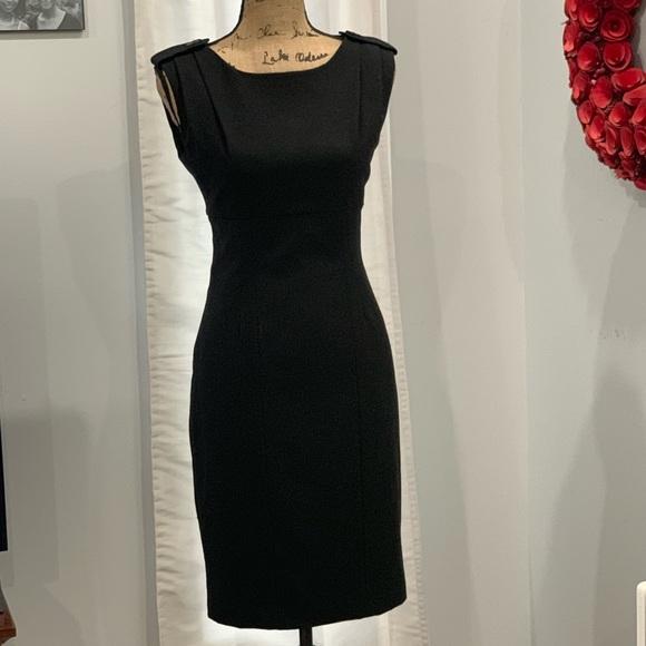 Calvin Klein Dresses & Skirts - Calvin Klein black sheath dress size 4